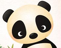 Pip the Panda