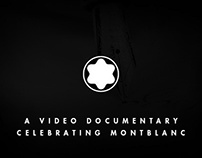 Montblanc documentary project