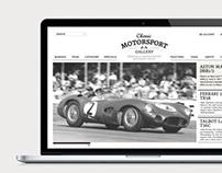 Classic MotorSport Gallery