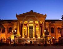 Teatro Massimo di Palermo - www.pmocard.it