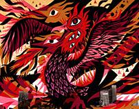 "Der Fall Boese ""Phoenix Baby"" Album Art"