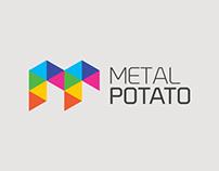 Metal Potato Rebrand