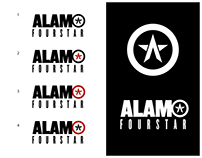 Alamo Four Star Logo