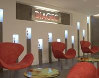 Signage - Diageo