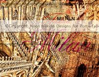 "Digital Print for Women's Wear ""The Hub"""