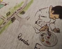Illustration for Revista V