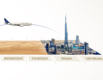 Saudia - Flights Frequency Calendar