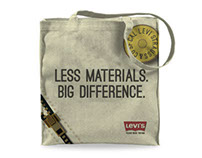 Levi's Environmental Campaign