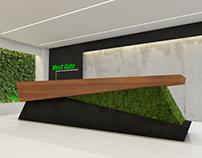 NAEUTRA Reception concept