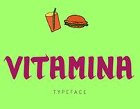 Vitamina Typeface