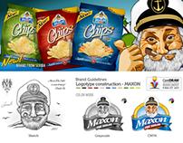 Maxon The Sailor Chips