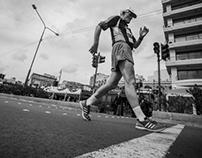 Marathon heros