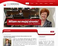 Anna Bańkowska (Politician)