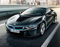 BMW i8 - THE MOST PROGRESSIVE SPORTS CAR.