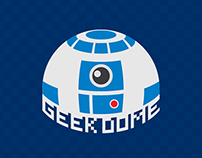 Geek Dome - Visual Identity