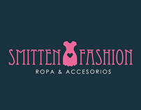 "LOGO DESIGN - ""SMITTEN FASHION"""