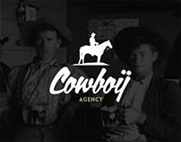 cowboÿ / Brand Identity / site web