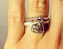 ENGAGEMENT+ WEDDING RINGS March 2014