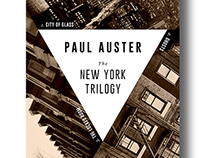 THE NEW YORK TRILOGY Book Cover