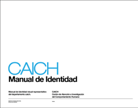 CAICH Corporate Identity