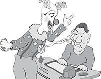 Taste at the Tap illustrations