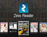 Zinio App Store Feature