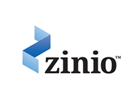 Zinio Logo Explorations