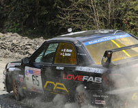 2011 Olympus Rally, Olympic Peninsula Washington