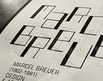 graphic typo BAUHAUS