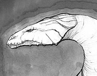 Dragon // Drawing