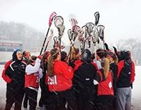Catholic University Women's Lacrosse 2014