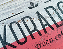 Green Coffee KORADOS