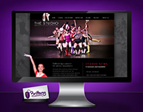 Web Design - Dance Studio