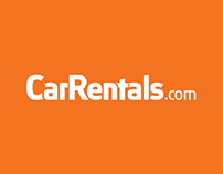 CarRentals.com redesign