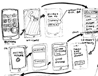 Mobile, Storyboarding, Apps