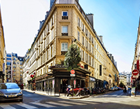 Street Scenes of France