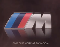BMW M Series Web Advertisement Video