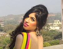 Kanika Khatri Portfolio shoot