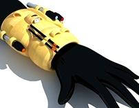 Wristband snail