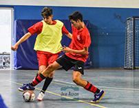 Futsal Base | AD Duggi Futsal vs Hisp. Inglés
