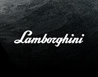 Lamborghini - Logo concept