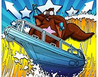 Stunt Squirrel - Megatouch