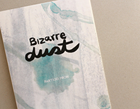Book Cover Design - Bizarre Dust