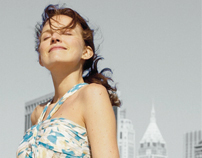 Clarks USA, Spring Retail Campaign