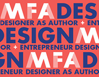 MFA DESIGN Info session