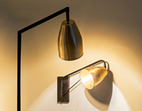 | Amaranthine Lighting collections by DBEL