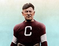 Jim Thorpe, 1915