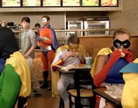 "Subway - ""Superheroes"""