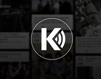 KILTR - Scottish content sharing platform
