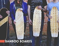 Bamboo Boards